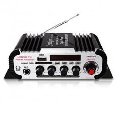 Statie Amplificator audio Kentiger HY - 600 2CH RadioFM USB