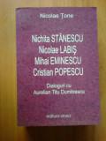 E1 Nichita Stanescu, Nicolae Labis, Mihai Eminescu, Cristina Popescu  - N. Tone