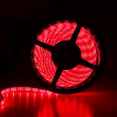 Banda LED pentru exterior, IP 20, lumina rosie, consum 4, 8 W/m, lungime 1 m