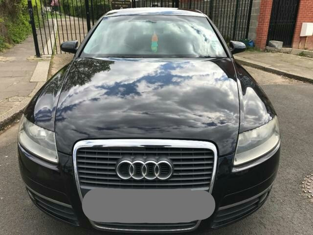 Audi A 6 foto mare