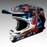 MXE Casca Motocross Shoei VFX-W Grant 2 TC-1 rosu/albastru Cod Produs: 1406905SAU