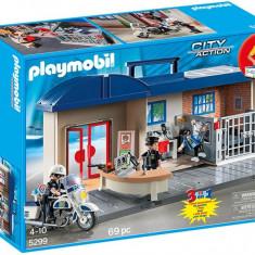 Set Mobil Sectie De Politie Playmobil