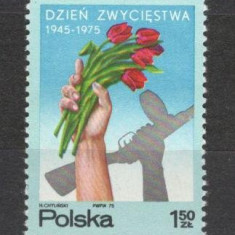 Polonia.1975 30 ani Victoria SP.164 - Timbre straine, Nestampilat