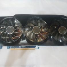 Placa video GIGABYTE Radeon HD7950 WindForce 3X 3GB DDR5 384-bit - poze reale - Placa video PC Gigabyte, PCI Express, nVidia