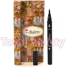 Eyeliner Lichid The Balm Love Black, 10 ml