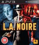 L.A. Noire Ps3, Rockstar Games