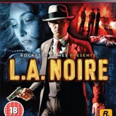 L.A. Noire Ps3 - Jocuri PS3 Rockstar Games