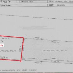 Teren intravilan 1500 mp, Brasov - Teren de vanzare