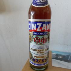 Vermouth Cinzano Bianco -anul 1970