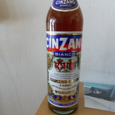 Vermouth Cinzano Bianco -anul 1970 - Whisky