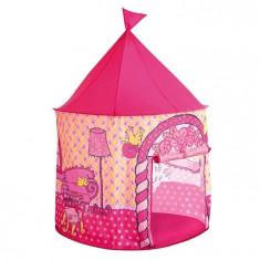 Cort De Joaca Pentru Copii Princess Lounge - Casuta copii Knorrtoys