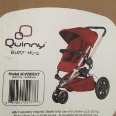 Xtra Quinny Buzz Cu Maxi Cosi & Accesorii Plin Sistem De Călătorie - Carucior copii Sport Quinny, Multicolor