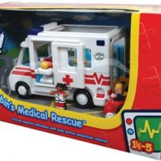Wow Ambulanta Robin - 10141 - Vehicul