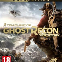 Tom Clancy's Ghost Recon Wildlands Gold Edition Xbox One, Shooting, 18+