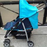 Hauck Smart Blue / carucior sport 0 luni + 3 ani - Carucior copii Sport Hauck, Altele
