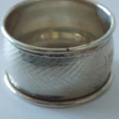 Inel servetele argint -1930, Suport servetele