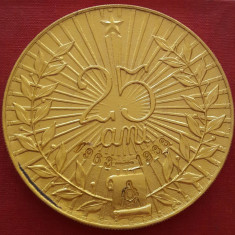 Medalie Academia militara generala sectia radioelectronica 3 - Medalii Romania