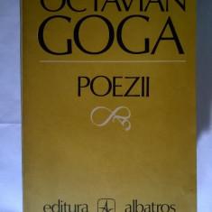 Octavian Goga – Poezii - Carte poezie