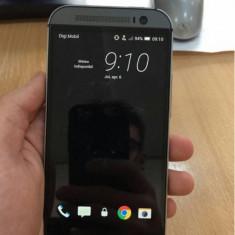 HTC One M8 Argintiu fullbox - Telefon mobil HTC One M8, 16GB, Neblocat
