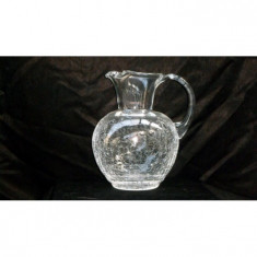 Decanter Pitcher Crackle - Lichior