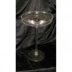 Fructiera H = 40 cm ɸ = 25 cm - Fructiera sticla
