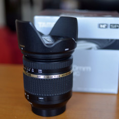 Tamron 17-50 f2.8 XR Di II VC pentru Nikon - Obiectiv DSLR