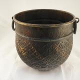 Planter bronz mediu - Bol