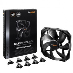 Be quiet! Silent Wings 3 120mm PWM fan BL066 - Cooler PC Be quiet!, Pentru carcase
