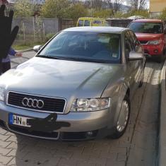 Audi A4 din 2001, 150mkm Mașină din Germania, 8 roți, Benzina, 150000 km, 1600 cmc