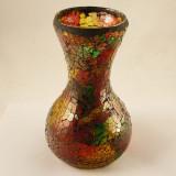Vaza floare mica sticla oglinzi - Vaza si suport flori