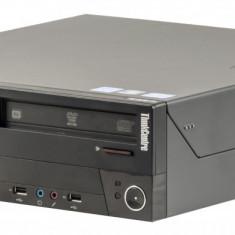 Lenovo ThinkCentre M91P Intel Core i5-2400 3.10 GHz 4 GB DDR 3 250 GB HDD DVD-RW SFF Windows 10 Home - Sisteme desktop fara monitor