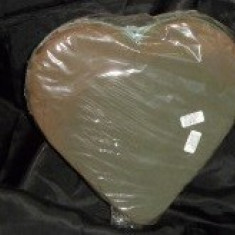 Inima burete cu ventuza Tecarflor