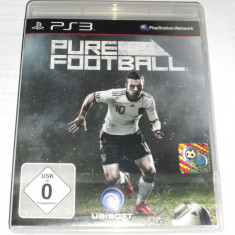 Joc Original Pure Football Playstation 3 PS3 - Jocuri PS3 Ea Games
