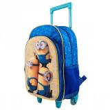 "Trolley 16"" 3D Minions - Troler"