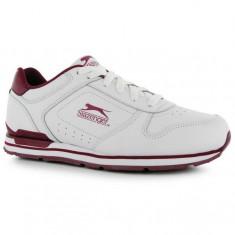 Adidas Slazenger Piele Nr. 39 -25 cm, Culoare: Alb