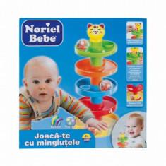 Jucarie bebelusi - Joaca-te cu mingiutele