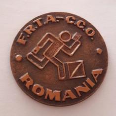Medalie Romania FRTA - CCO - Medalii Romania