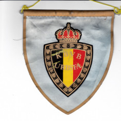 Fanion Fotbal Federatia din BELGIA