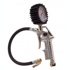 Pistol umflat roata cu manometru AL-TCT-1228