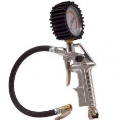 Pistol umflat roata cu manometru AL-TCT-1228 - Scule bicicleta