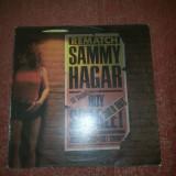 Sammy Hagar – Rematch- Capitol 1982 India vinil vinyl - Muzica Rock Altele