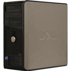 Calculator Dell Optiplex 760 Tower, Intel Core 2 Duo E8500 3.16 GHz, 2 GB DDR2, 160 GB HDD SATA, DVD-ROM - Sisteme desktop fara monitor
