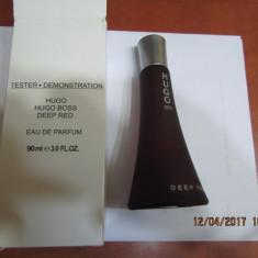 PARFUM TESTER HUGO BOSS DEEP RED -- 90 ML -SUPER PRET, SUPER CALITATE! - Parfum femeie Hugo Boss, Apa de parfum