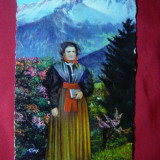 Ilustrata - Costum Popular Savoia Pitoreasca 1986 Franta, Circulata, Fotografie