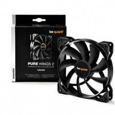 Be quiet! Ventilator Pure Wings 2 120mm, 18, 5 dBA BL046 - Cooler PC Be quiet!, Pentru carcase