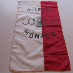 Stegulet fotbal suporter - AS MONACO - Steag fotbal