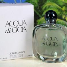 Parfum Tester - Armani Aqua di Gioia- 100 ml - Parfum femeie, Apa de parfum