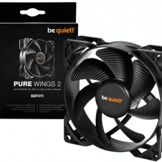 Be quiet! Pure Wings 2 92mm fan, 18, 6 dBA BL045 - Cooler PC Be quiet!, Pentru carcase