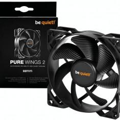 Be quiet! Pure Wings 2 92mm fan, 18, 6 dBA BL045 - Cooler PC Be quiet!, Pentru carcase