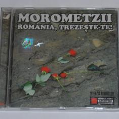 MOROMETZII-ROMANIA, TREZESTE-TE cd audio RARITATE - Muzica Hip Hop